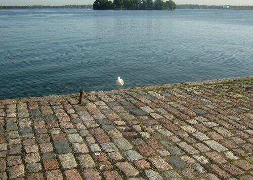 море, Финляндия