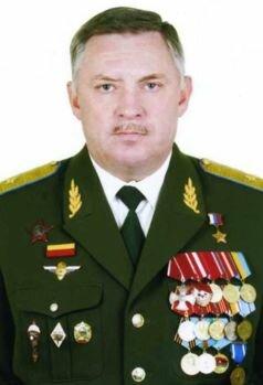 Николай Беляев