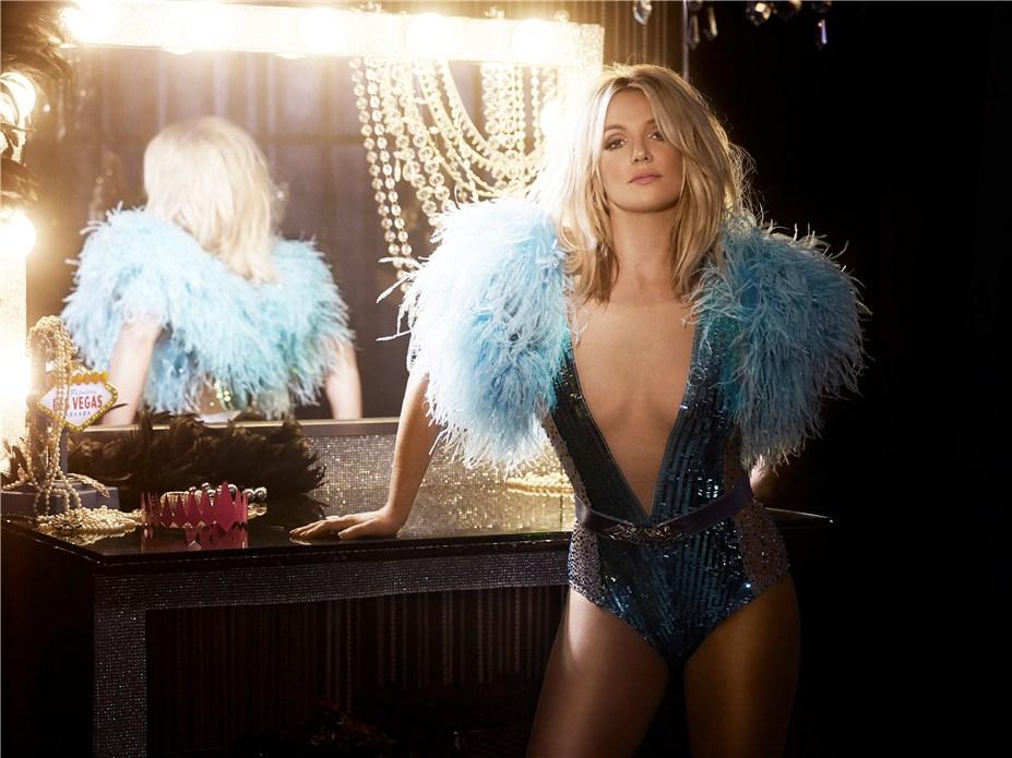 Бритни Спирс / Britney Spears by Randee St.Nicholas for Work Bitch promo 2013