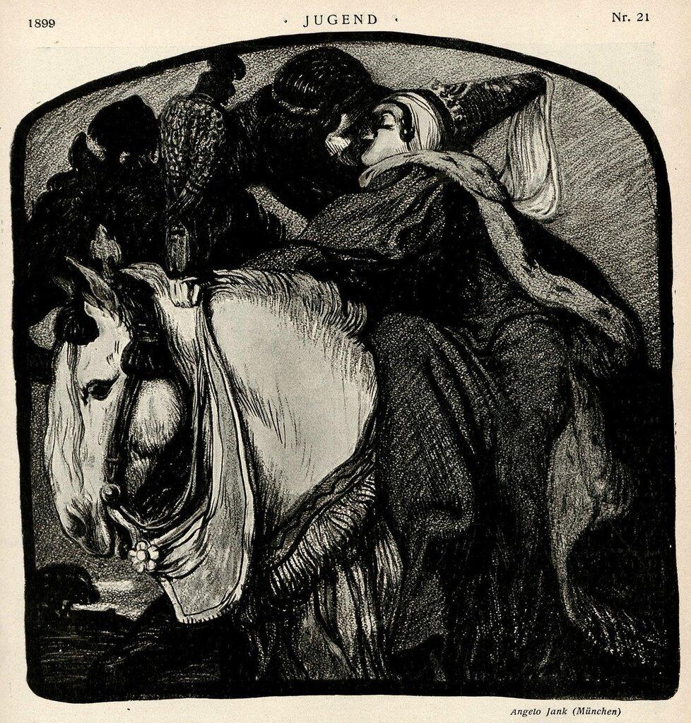 magazine Jugend, 1899