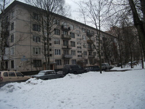 Светлановский пр. 109к2