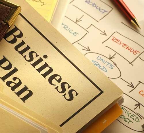 Бизнес план за полчаса