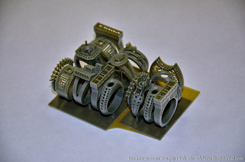 Как работают 3D принтеры и 3D сканеры