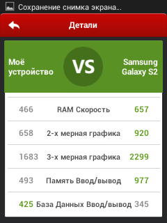 Samsung Galaxy Pocket Neo DUOS, скриншот