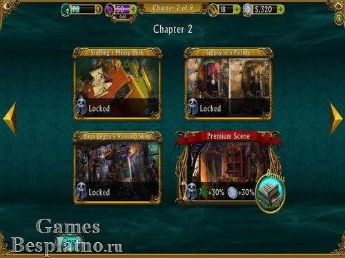 Dark Manor: A Hidden Object Mystery