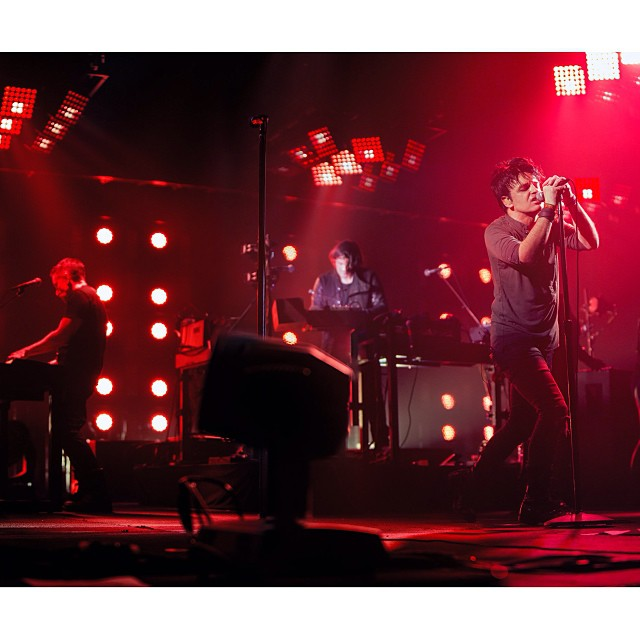 Nine Inch Nails – Instagram [30.10.2013]