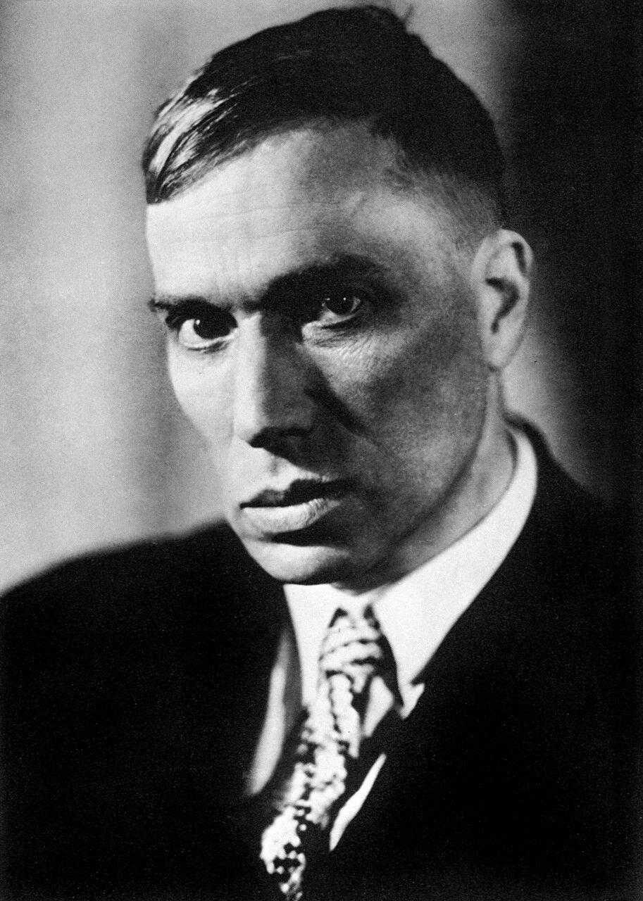 Б. Л. Пастернак. 1934 год