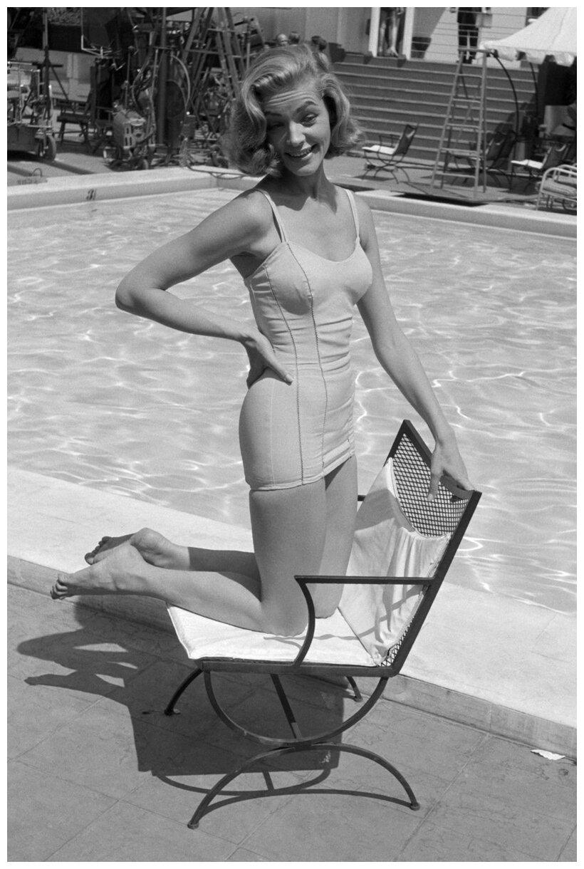 1956. Лорен Бэколл