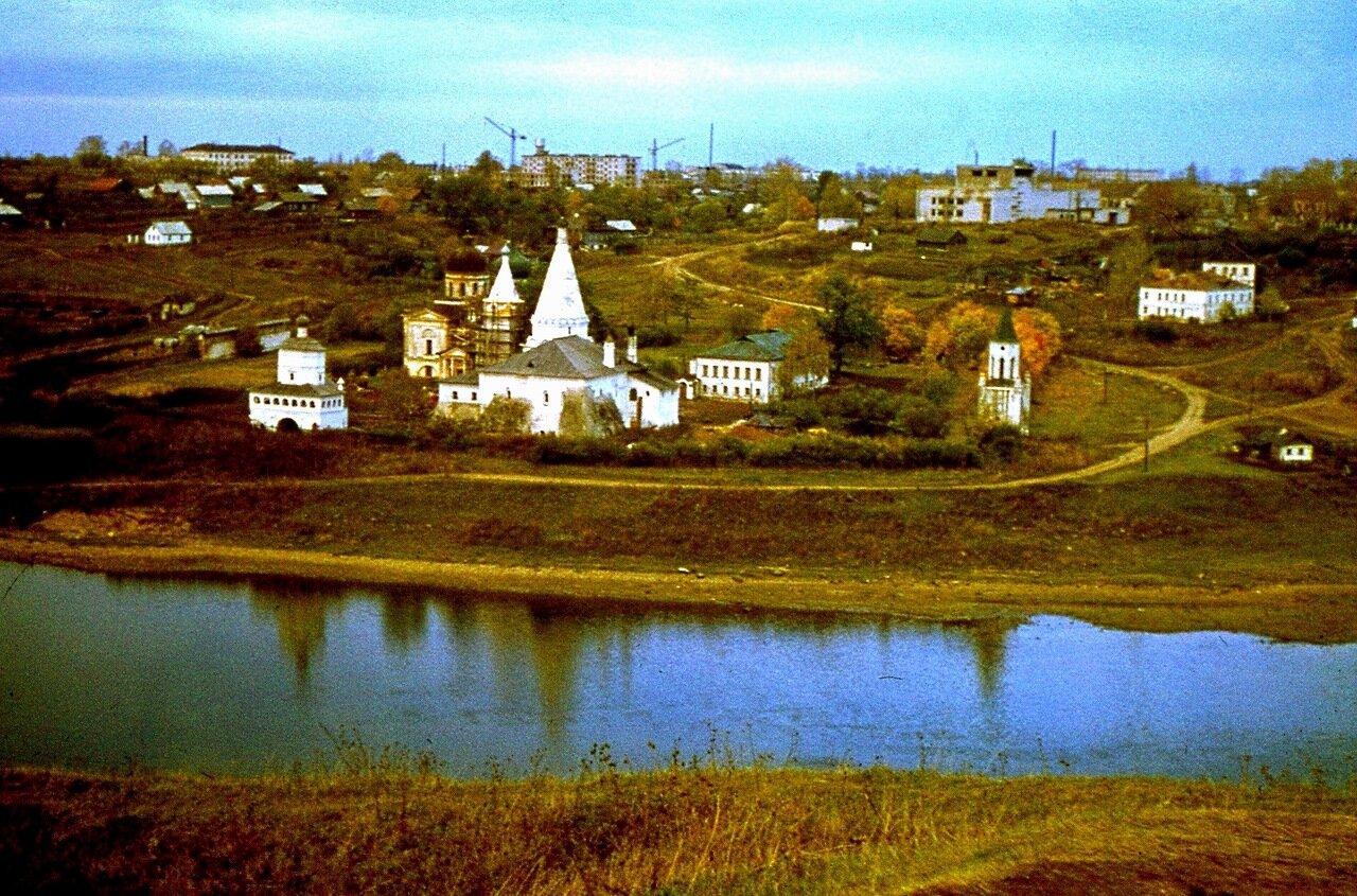 Старица 1970-е. 1. Панорама