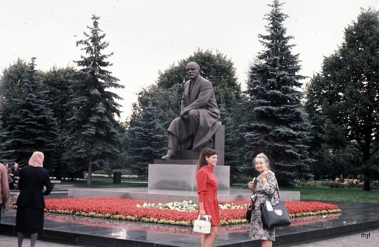 Lenin, Marina & R