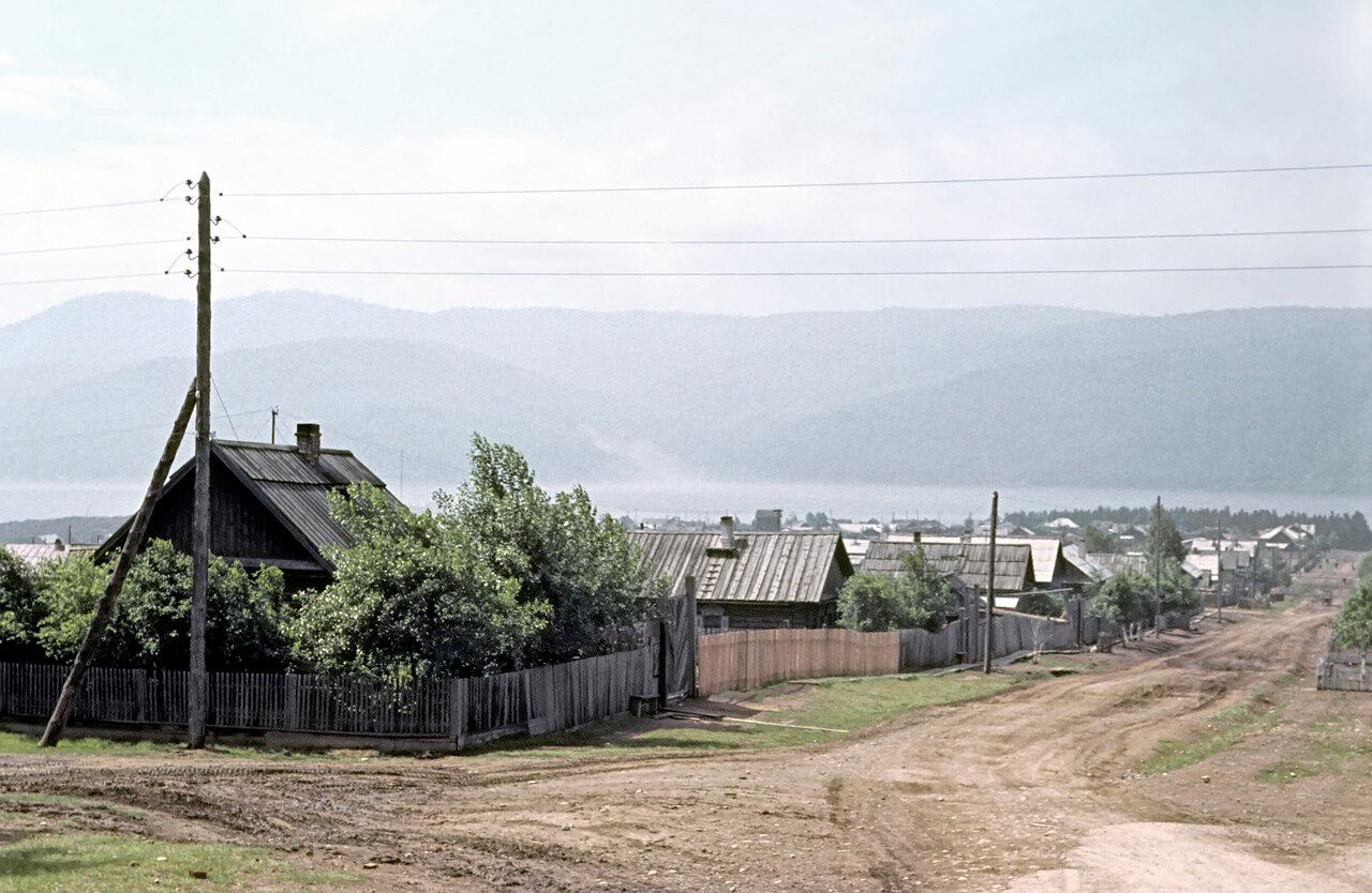 Деревня Култук (Так у автора, но я не уверен)