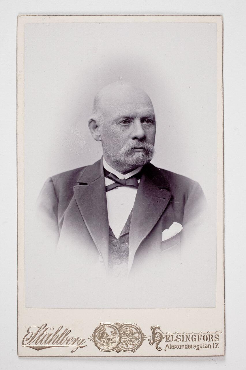 Якоб Эммануил Халлфорс. 1898