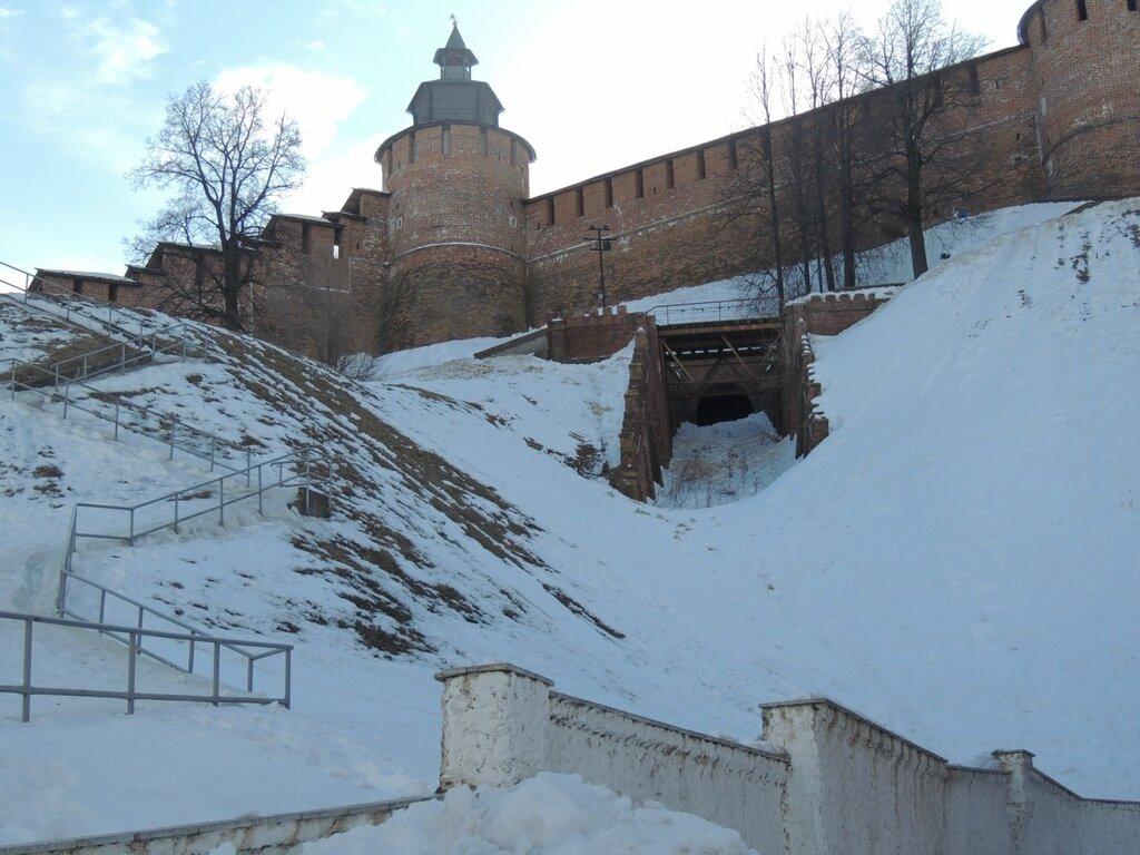 Вокруг кремля Нижнего Новгорода. (Мир глазами сына)