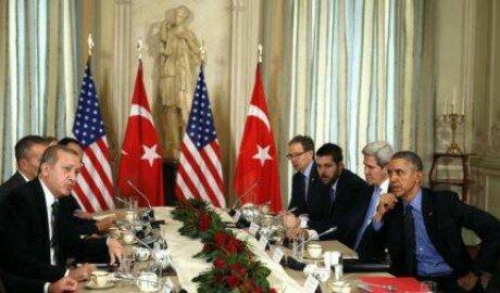 Обама постарался снизить напряжение между Москвой и Анкарой