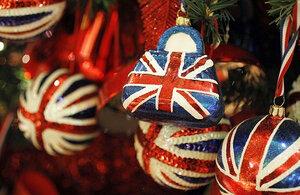 Традиции Рождества в Англии