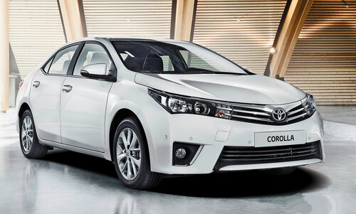 Toyota Corolla любима водителями долгие годы