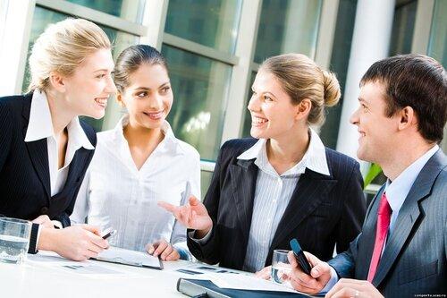 Тренинги по продажам полезны в бизнесе