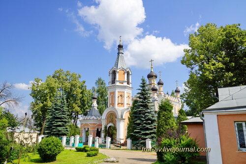 Церковь Николая Чудотворца, Солнечногорск