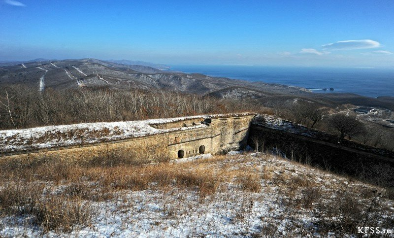 Форт №2 Владивостокской крепости