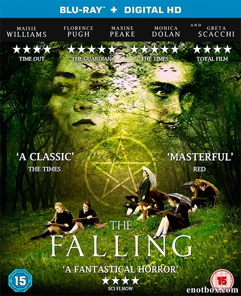 Падение / The Falling (2014/BDRip/HDRip)
