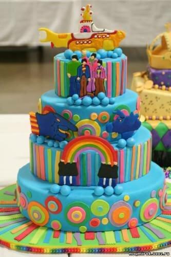 Самые необычные торты в мире