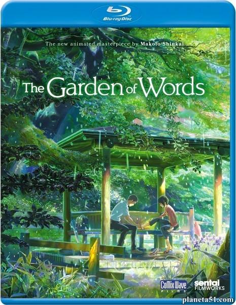 Сад слов / Koto no ha no niwa / The Garden of Words (2013/HDRip)