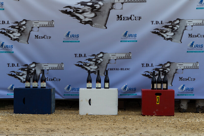 MedCup, Cheval Blanc
