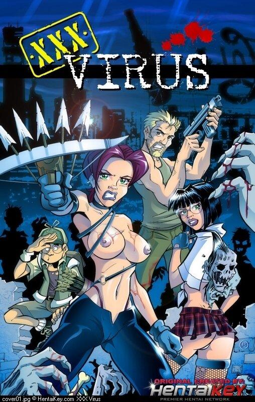 XXXVirus 1 cover