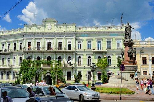 Екатерининская площадь Одессы