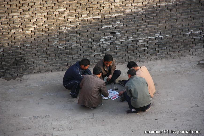 старые китайские ивращенцы