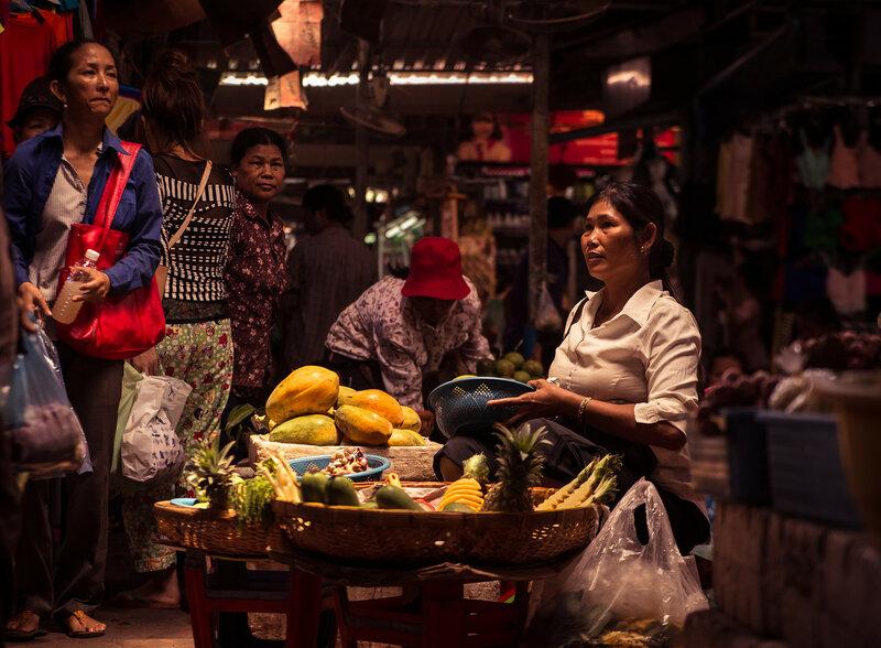 Bueng King Kong market