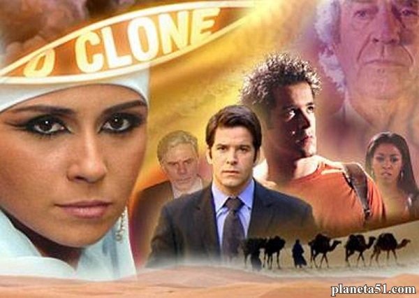 Клон / O Clone / Серии: 001-250 (250) / (2001/IPTVRip/Показ 2013 года)