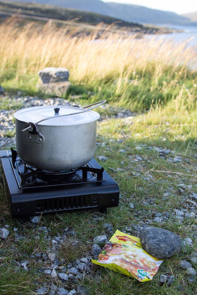 Как готовить в Норвегии