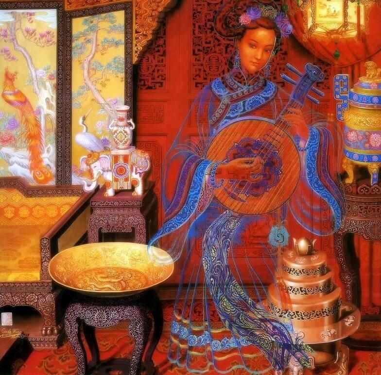 Иллюстратор Cunde Wang