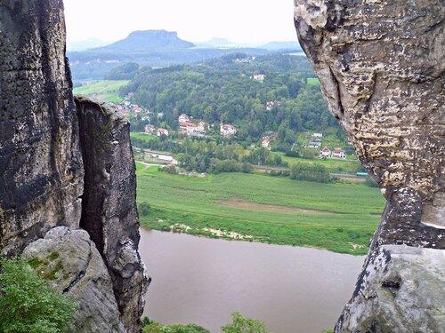 Германия, Бастай (Germany Bastei)