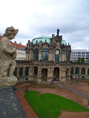 Германия, Дрезден – Цвингер (Germany, Dresden – Zwinger)
