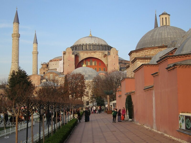 Стамбул - День второй