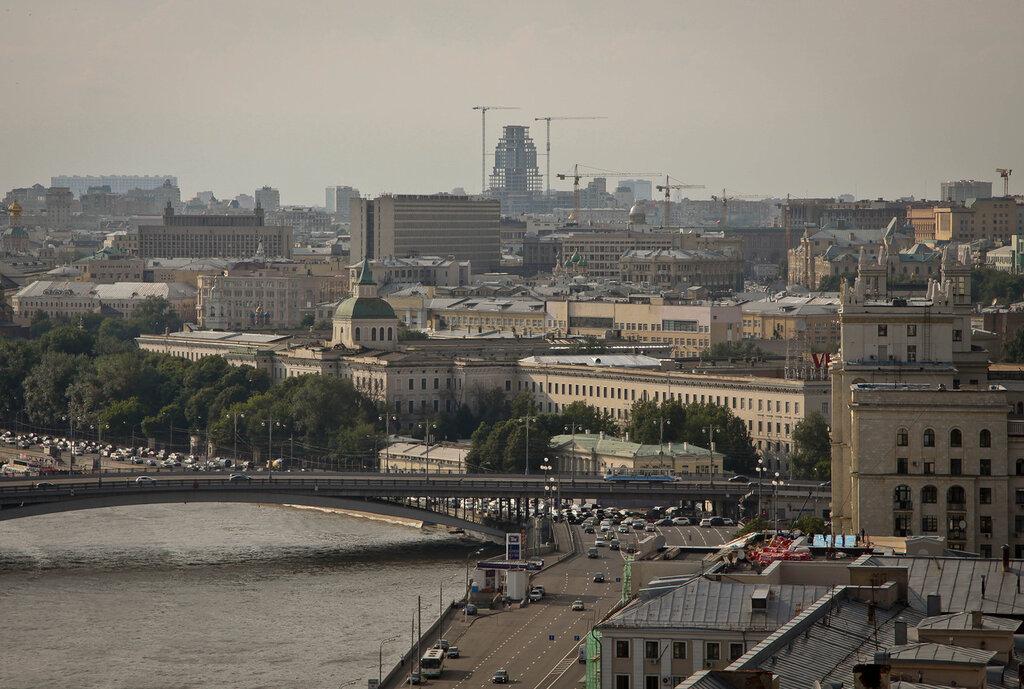 БЦ Оружейный, Москва
