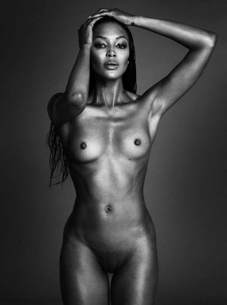 Наоми Кэмпбелл / Naomi Campbell - The Originals by Mert Alas & Marcus Piggott - Interview Magazine september 2013
