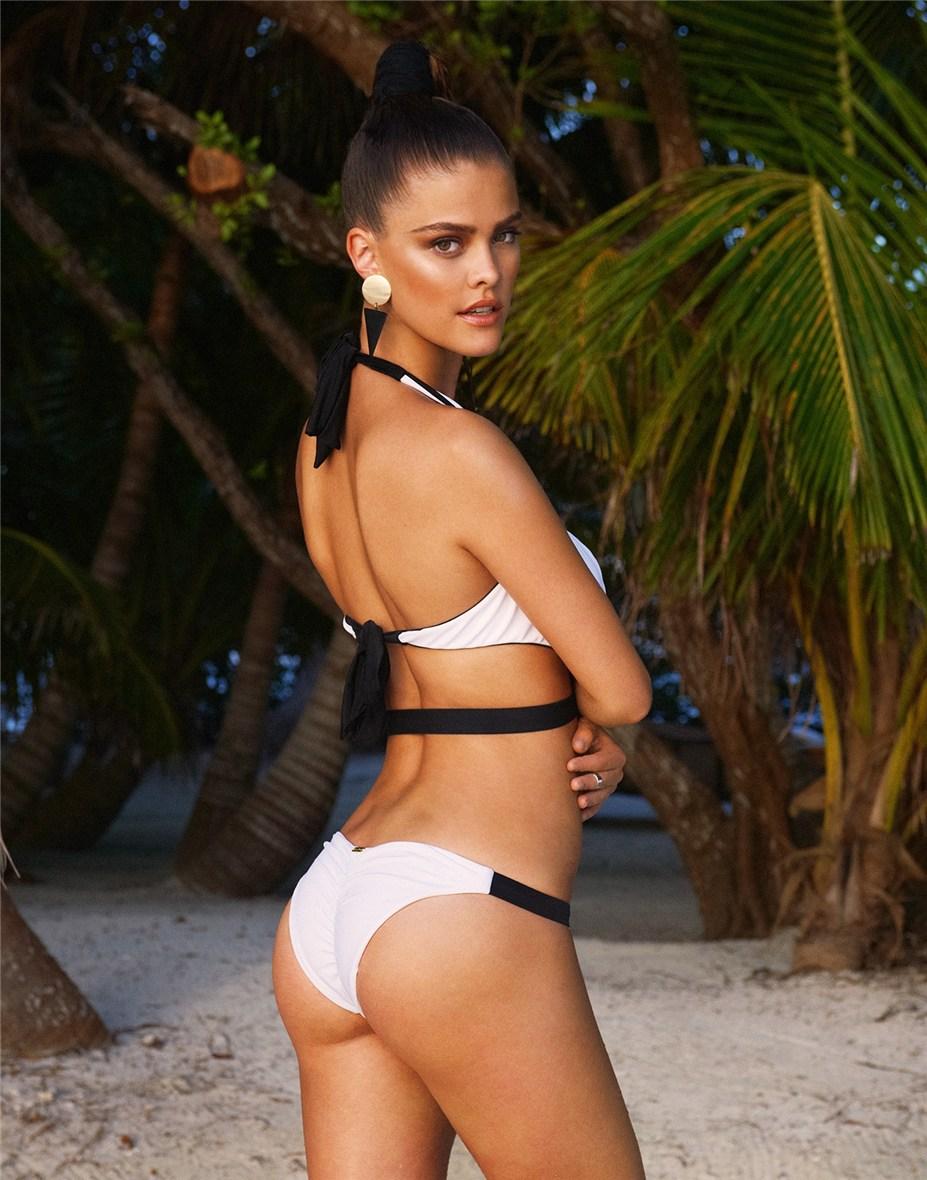 Nina Agdal / Нина Агдал в купальниках Beach Bunny Swimwear spring 2014