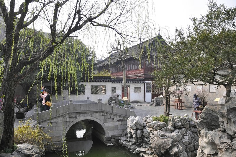 Сад Радости. Китай. Шанхай