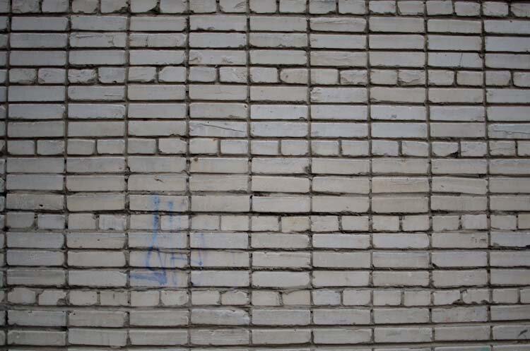 Кирпичная стена на Nikon 35mm 1.8G   f/1.8
