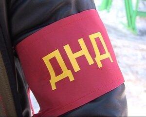 Добровольная народная дружина патрулирует улицы Владивостока