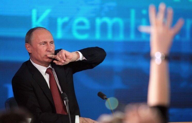 Пресс-конференция Президента РФ Владимира Путина (полная версия от19.12.2013)