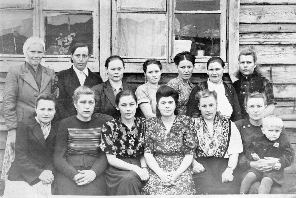 Коллектив Юртинской больницы