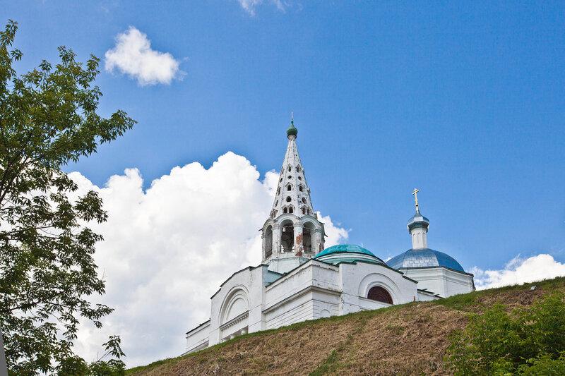 Троицкий собор на Красной Горе в Серпухове
