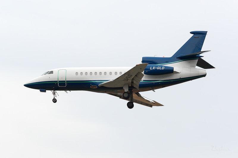 Dassault Falcon 900EX (LX-GLD) Executive Jet Charter DSC_3998