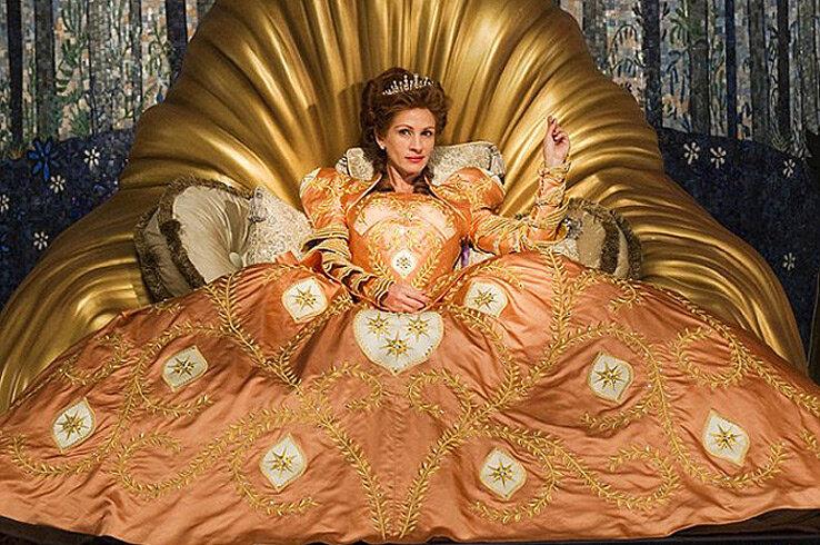 Платья сказочных королев