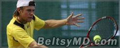 Молдавский теннисист вышел в финал ташкентского турнира