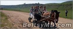 На 7,3% увеличился поток туристов в Молдову